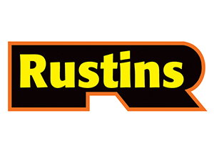 Rustins Logo